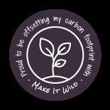Make it Wild Carbon Offset Badge LowRes