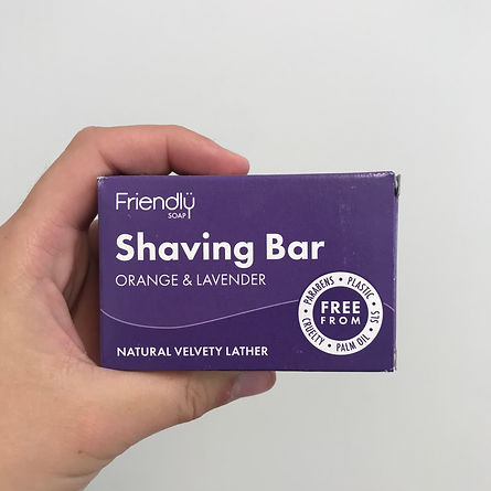 FRIENDLY SOAP SHAVING BAR.JPG