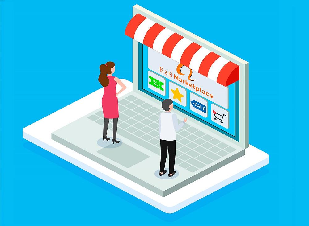 Brand marketplace