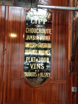 Brasserie Lipp AROMA