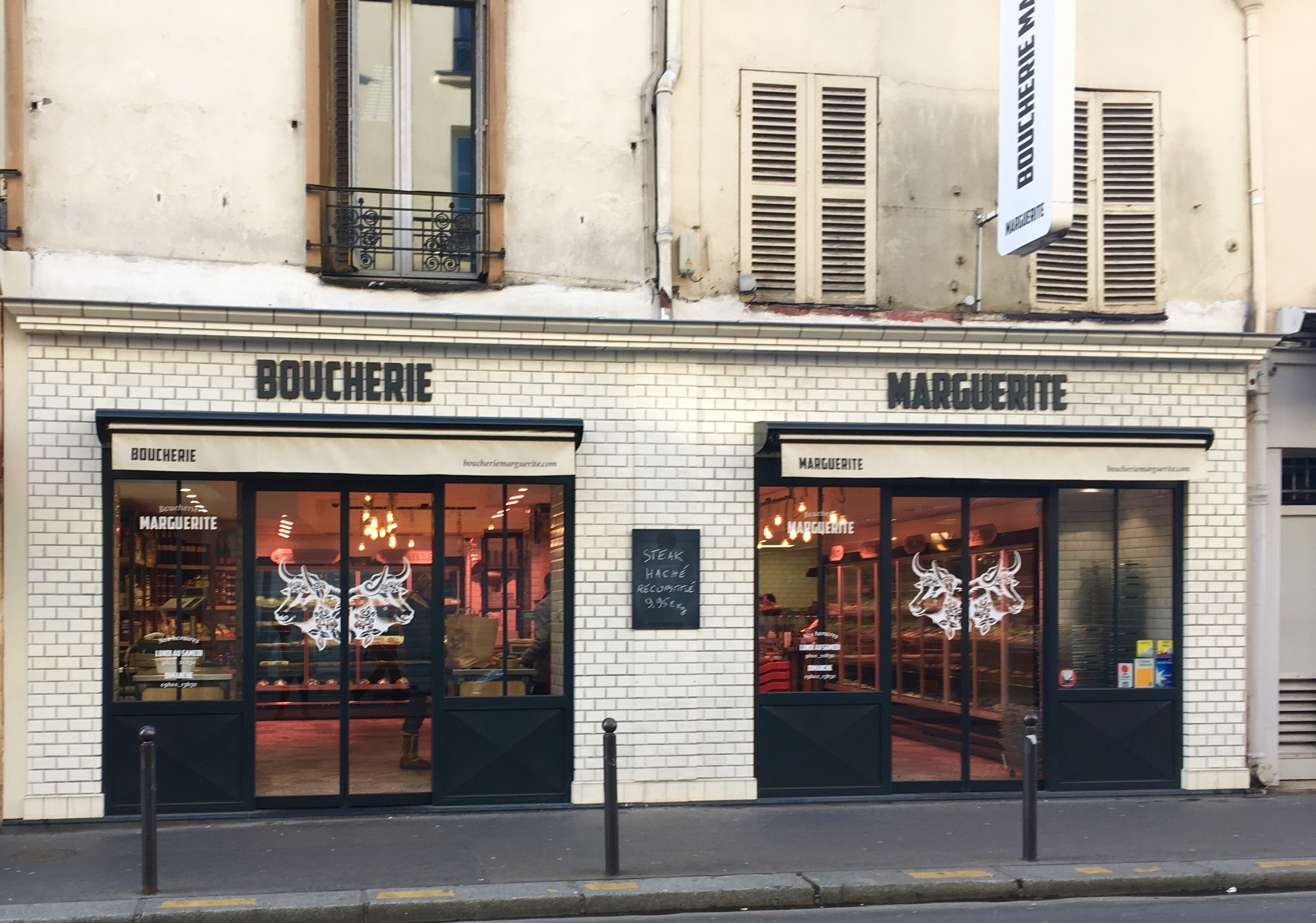 Boucherie Marguerite Paris15.