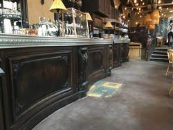 Le Brebant café. Paris