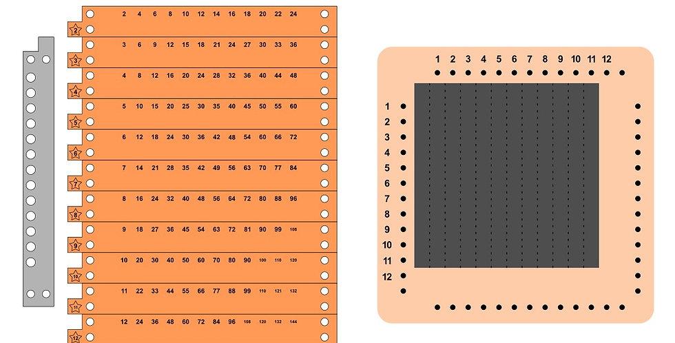 GINA - Area Multiplication Board
