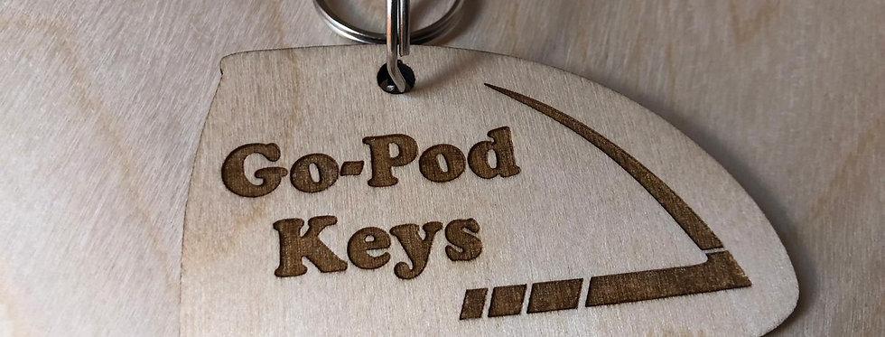 Go-Pod Keyring