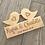 Thumbnail: Lovebirds Ornament