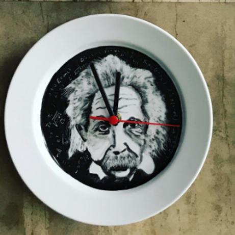 Relógio Einstein - VENDIDO