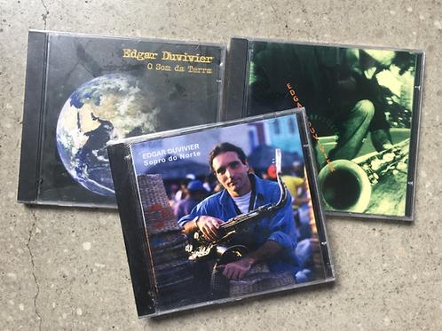 CD's Edgar Duvivier