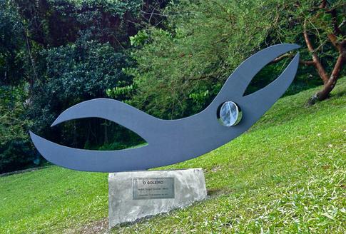 Goleiro - Parque da Catacumba