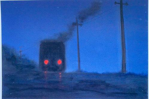Trem para Monte