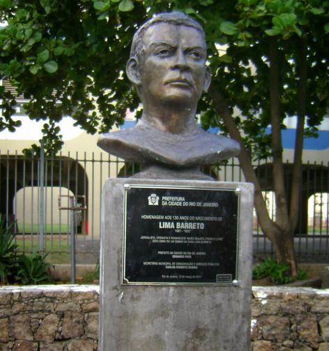 Lima Barreto - Rua do Lavradio