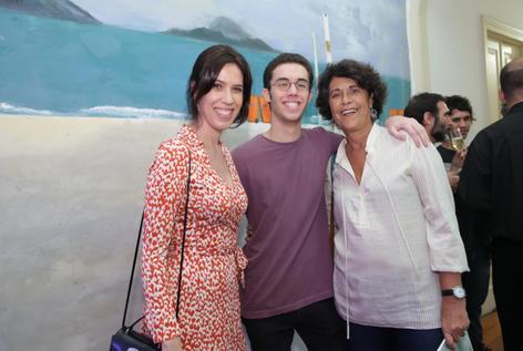 Exposição Casa de Cultura Laura Alvim