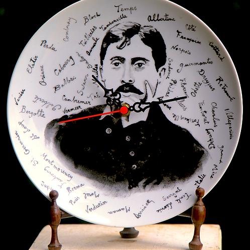"Relógio ""Recherche du Temps Perdu"""
