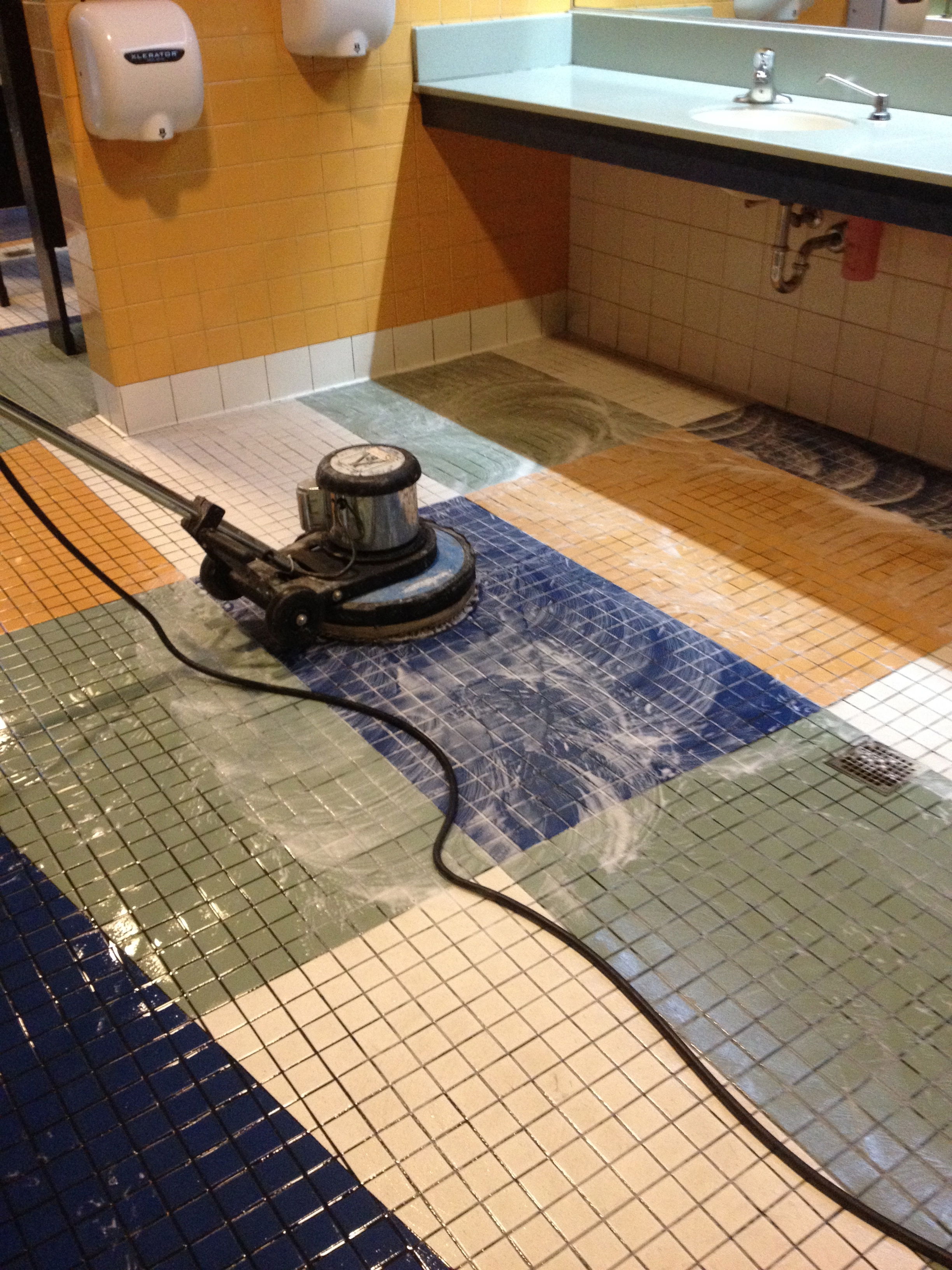 Tile and Grout Cleaning - Regal