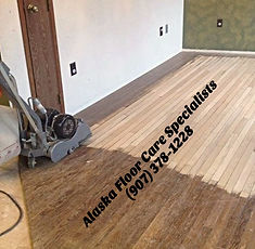 Wood Floor Sander