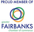 Gairbanks CHAMBER of Commerce Logo Stack