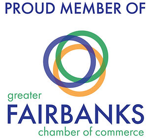 Gairbanks CHAMBER of Commerce Logo Stack