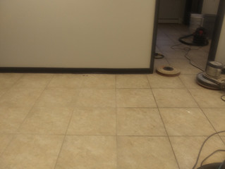 We professionally clean dirty tile and grout as well as cleaning carpet.  Call today 907-378-1228 or