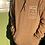 Thumbnail: ~Olive the roaming barista~  hoodie (Camel) MENS