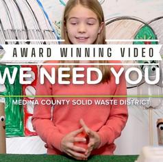 Recycle Medina County -  We Need You