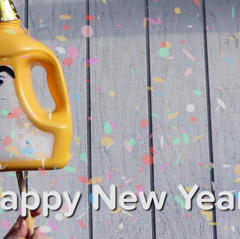 Recycle Medina County - Happy New Year