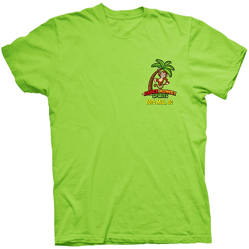 Monkey Green T-Shirt