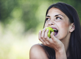 One apple a day, will throw your docter away?