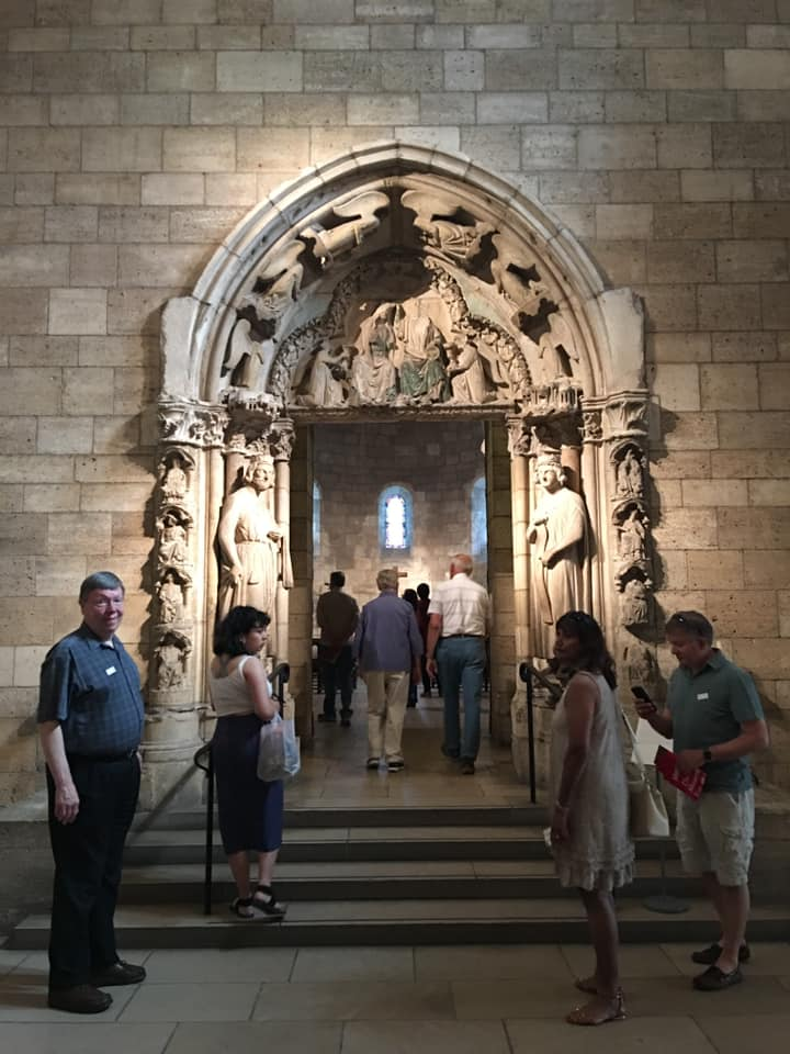 vance at cloisters