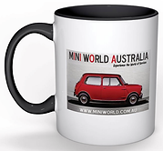 Miniworld Coffee Cup