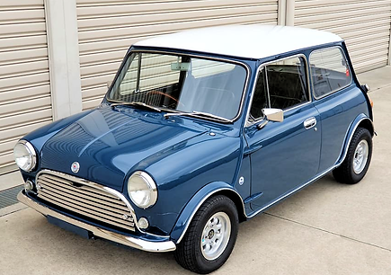 1971 Morris Mini K BMC Classic car