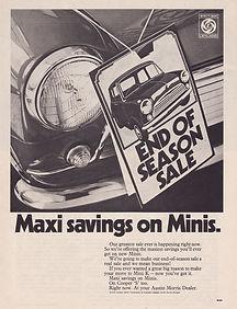 1969 Morris Mini K