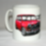 Italian Job Coffee Mug Cup
