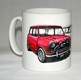 Italian Job Coffee Mug Cup