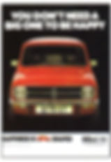 Leyland Mini Clubman GT
