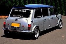 Morris Mini Cooper Leyland Clubman GT Diecast Model car parts