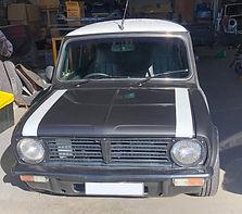 Leyland Clubman GT Mini car