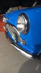 1963 Morris Mini 850 Classic car