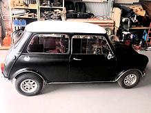 BMC Morris Mini Cooper S Mk1
