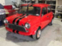 Morris Mini Cooper S Mk1