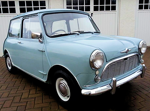 1964 Morris Mini 850 BMC Classic car