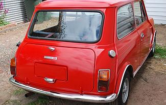Classic Morris Cooper Leyland Mini parts