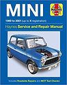 Morris Mini Cooper Leyland Clubman GT Diecast car parts