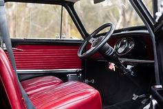 1961 Morris Mini Cooper S replica