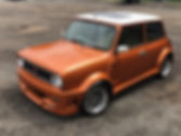 Leyland Clubman Mini