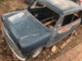 Morris Cooper Leyland Mini Parts