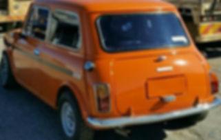 Leyland Mini Clubman GT Australia 1275 C