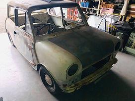 Morris Mini K car