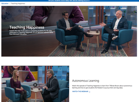 Concept-Based Learning Featured on Microsoft's Teaching Happiness