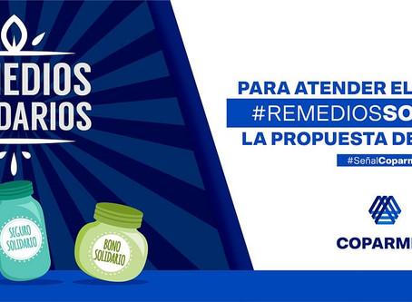 Urge Coparmex tomar tres remedios solidarios para aliviar el desempleo