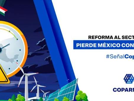 Reforma al sector eléctrico, una reforma con la que pierde México