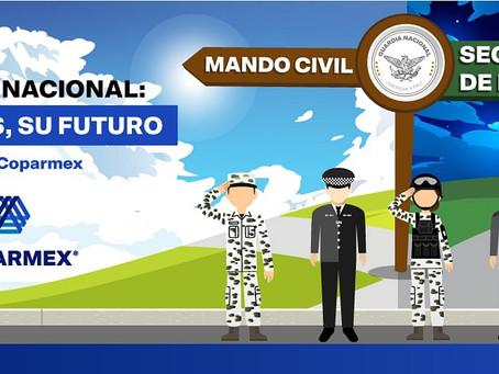 Guardia Nacional: sus retos, su futuro
